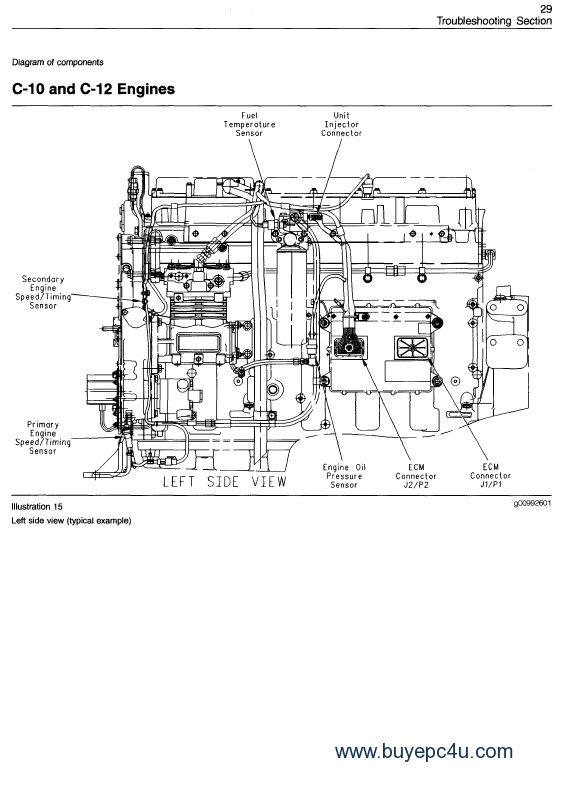 C12 Engine Diagram - Basic Wiring Diagram •