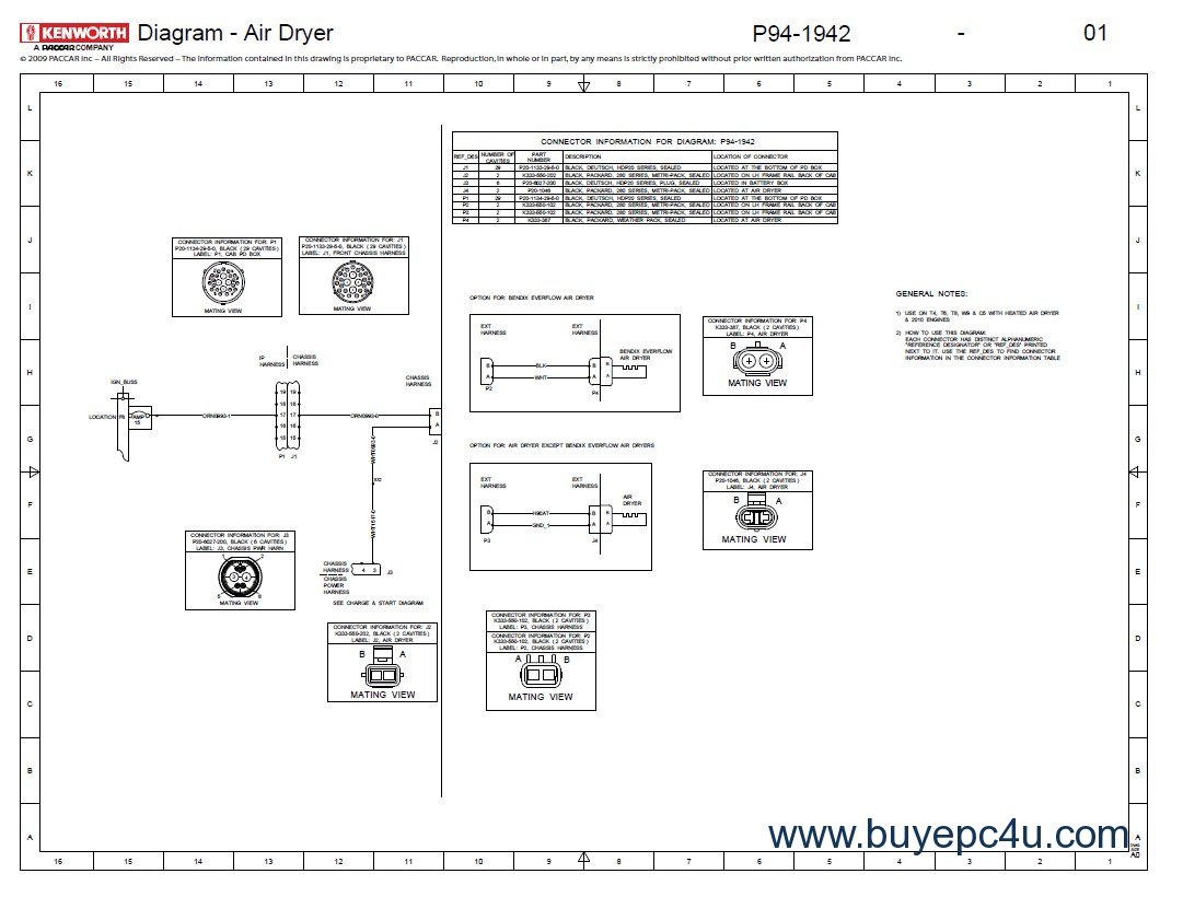 kenworth t660 cummins ism isx schematics manual pdf 2012 kenworth t660 wiring  diagram kenworth t660 headlight wiring diagram