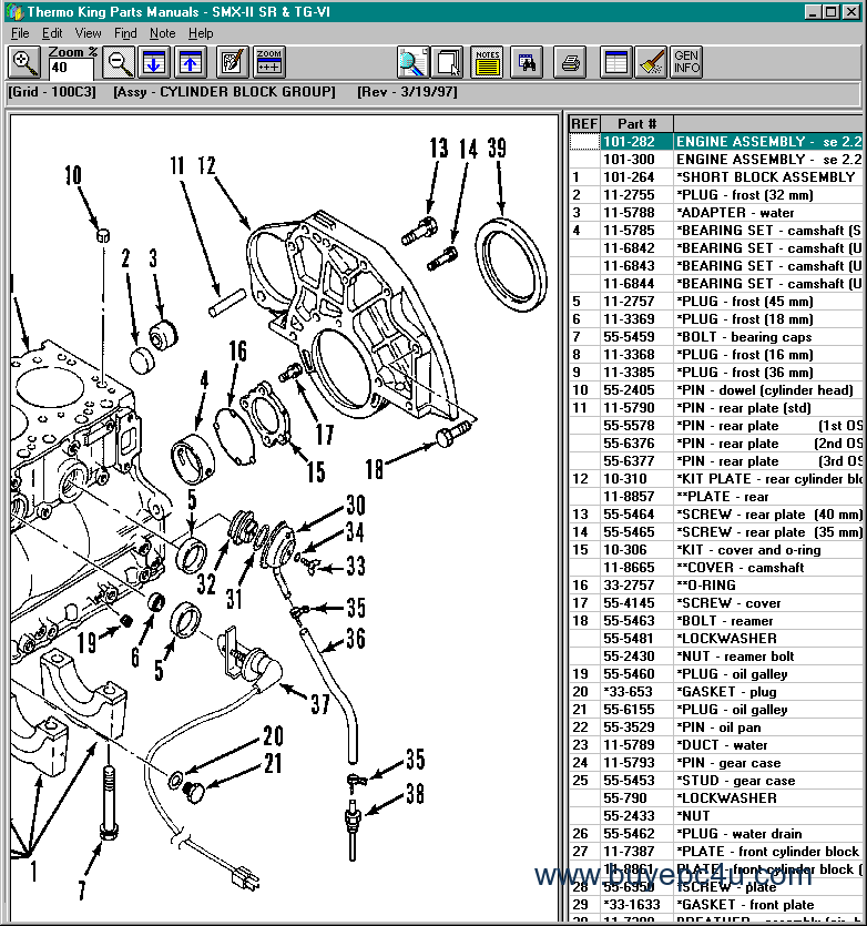 Thermo King Replacement Parts : Thermo king manual download