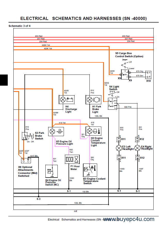gator 6x4 wiring diagram for 2005 tx wiring diagram