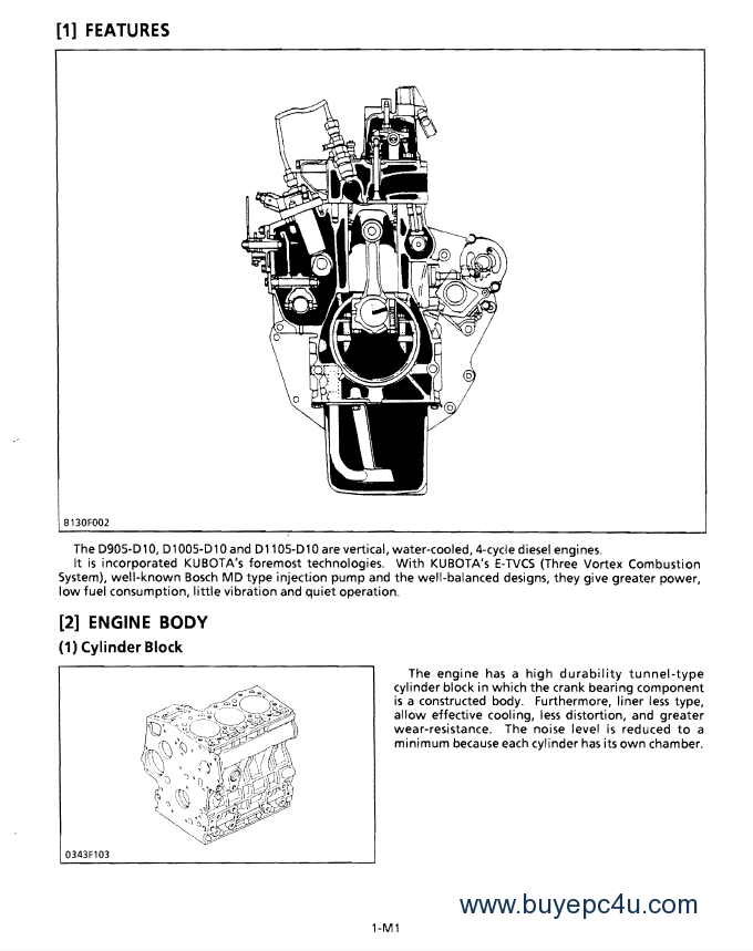 Admirable Kubota B1700 B2100 B2400 Compact Tractor Pdf Manual Wiring Database Ilarigelartorg