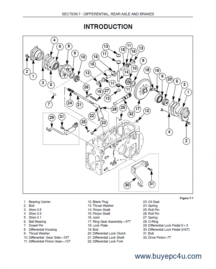 new holland 1725 1925 tractor pdf service manual