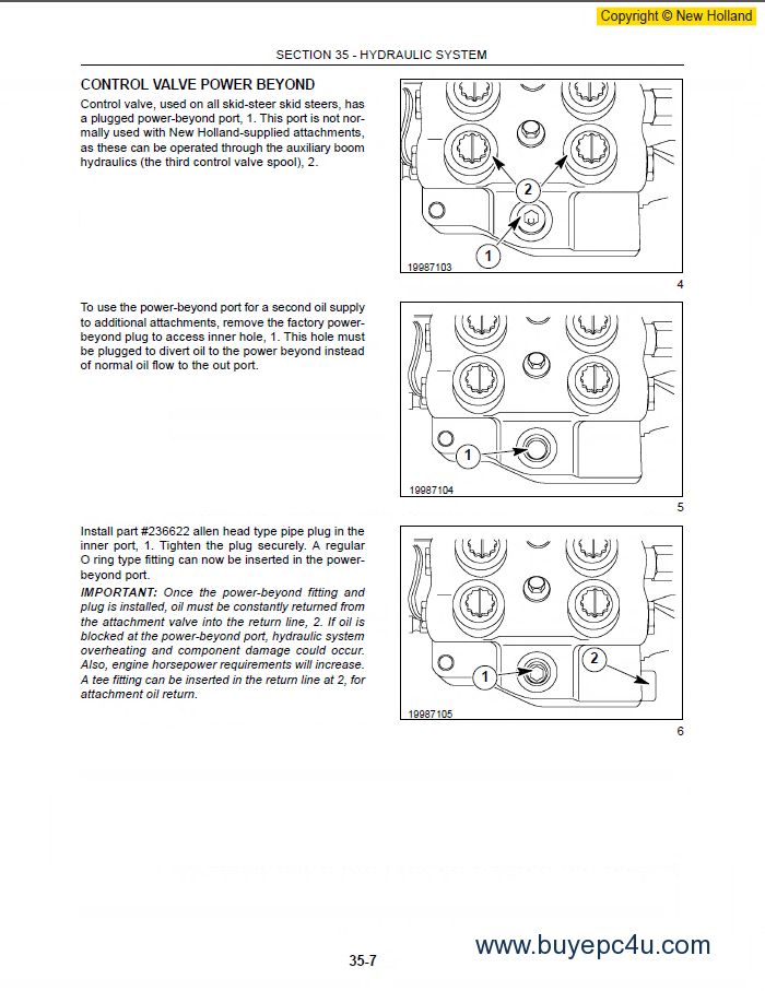 new holland tractor wiring diagram new holland tractor