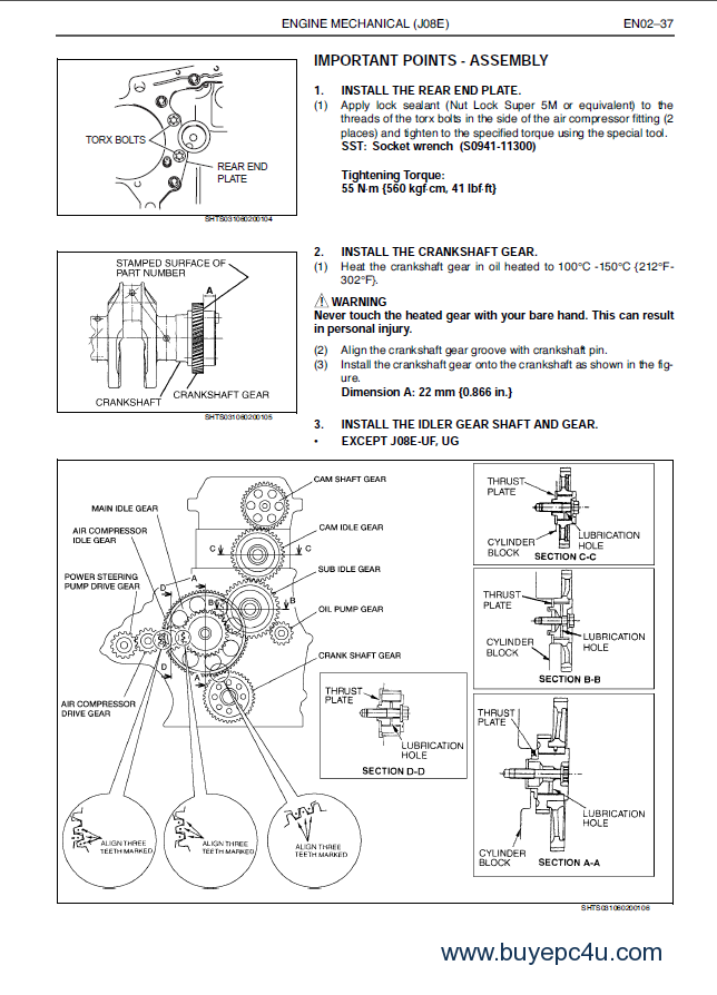 hino jo8e engine diagram simple circuit diagram worksheet u2022 rh richterscaleux co