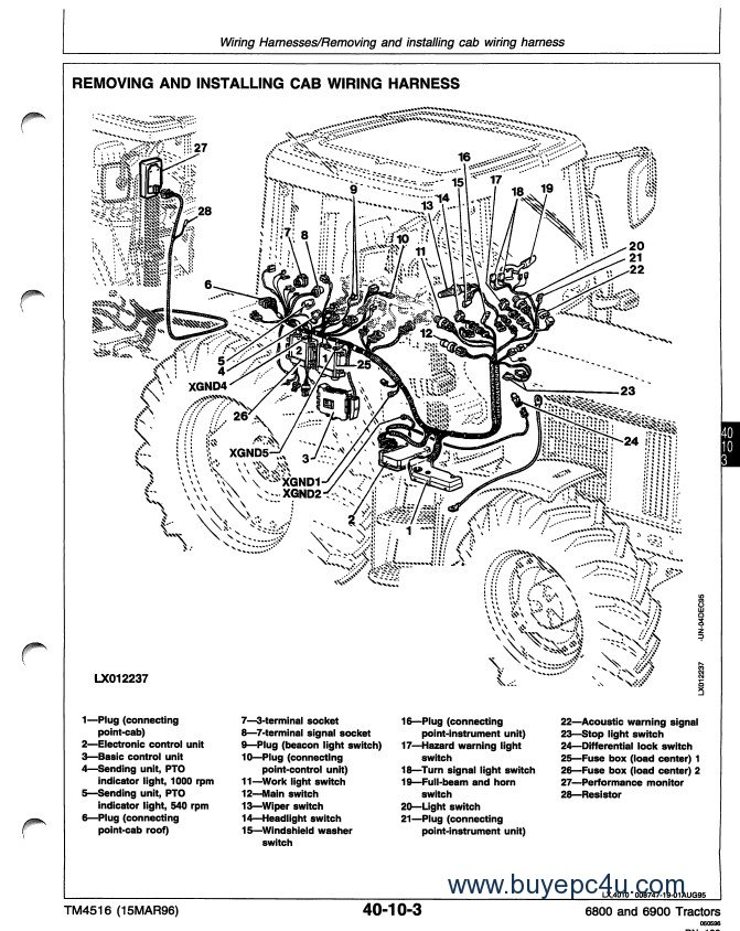 7 3 Electrical Wiring Diagram