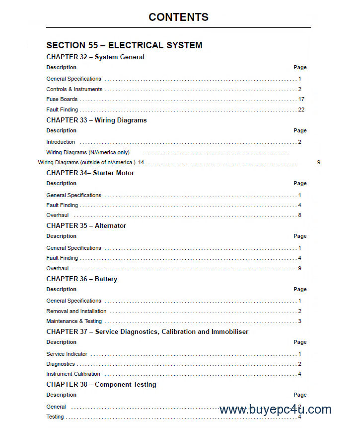New holland ts wiring diagram ford tractor