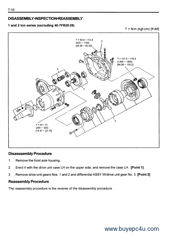Download Toyota 7FB 10-35 Series Forklifts PDF Manual