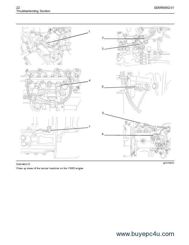 Perkins 1104d Industrial Engine Operation Maintenance Pdf
