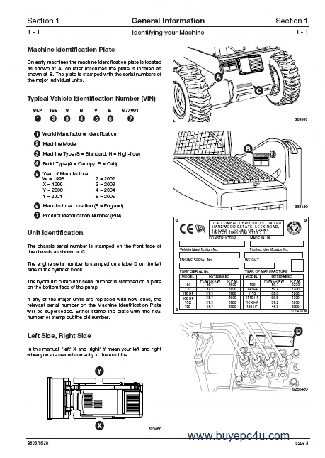 Jcb Robot Service Manual