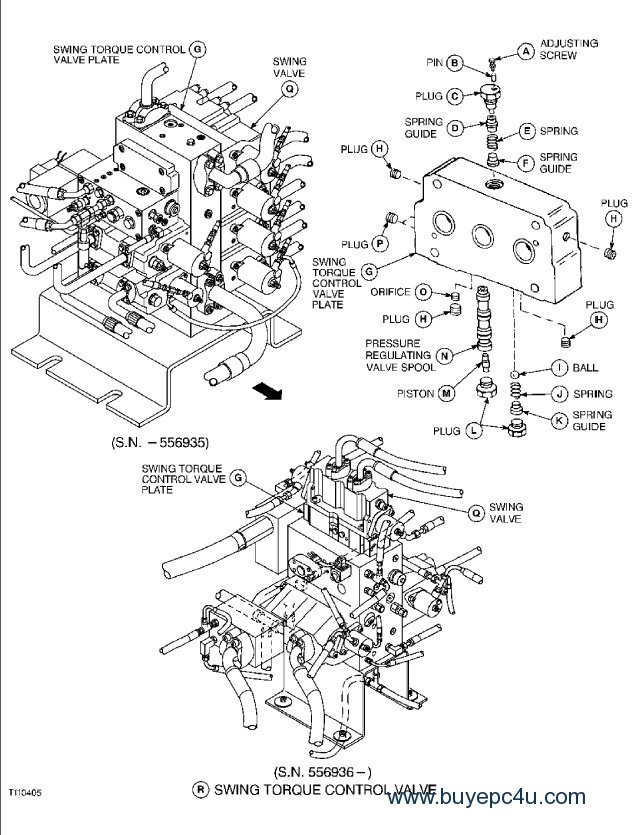 john deere 690e lc excavator operation & tests pdf manual 1520 john deere wiring harness diagram john deere wiring harness diagram 690e lc