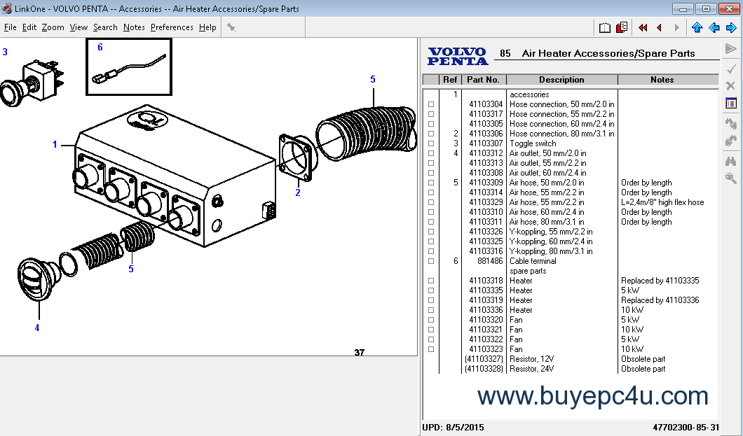 volvo penta parts manual how to and user guide instructions u2022 rh taxibermuda co volvo penta 2002 service manual volvo penta 2002 service manual