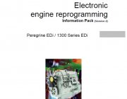Perkins Peregrine EDi / 1300 Series EDi Engines Information Pack PDF