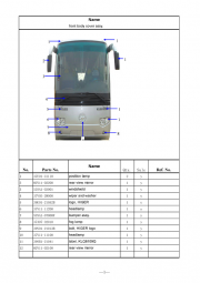 Higer Buses Spare Parts Catalogue PDF