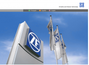 ZF Part List Agricultural 2012