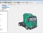 Scania Multi 2017-03 Parts and Service Information