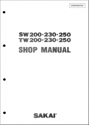 Sakai Shop Manual, PDF