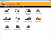 JCB ServiceMaster 4 v1.60.4 09.2017 Diagnostic Software
