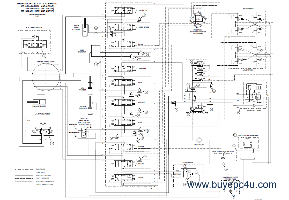 bobcat 325 parts diagram bobcat parts lookup wiring diagrams Bobcat T300 Schematic bobcat 325, 328 compact excavator service manual pdf bobcat 325 parts diagram the image of bobcat t300 schematic