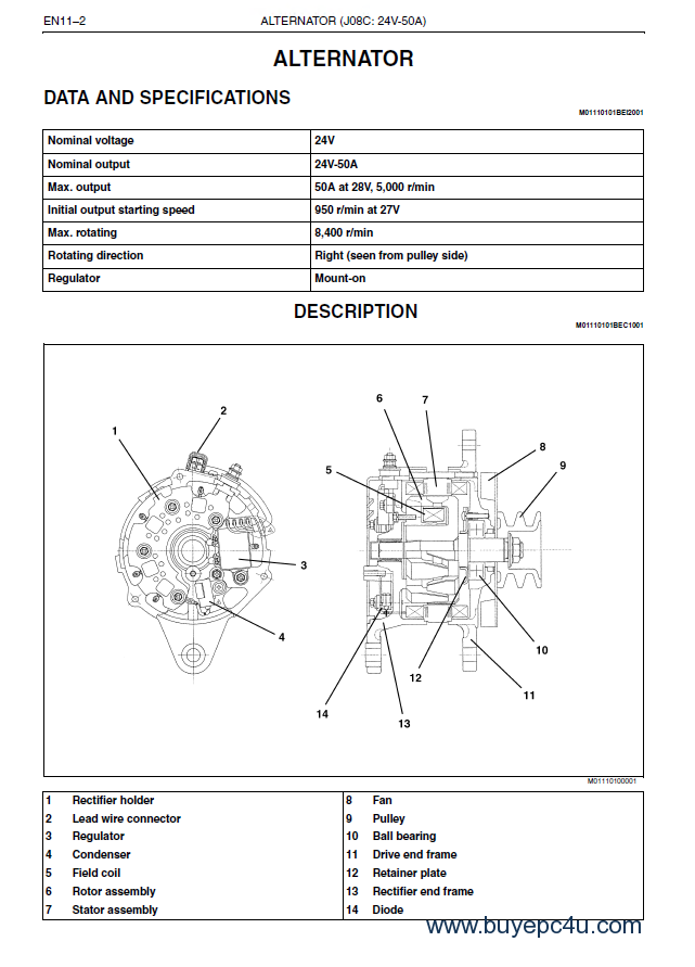 hino vehicle with j08c ti engine workshop manual pdf rh buyepc4u com hino j08c workshop manual pdf Workshop Manuals Oilfield Well Testing