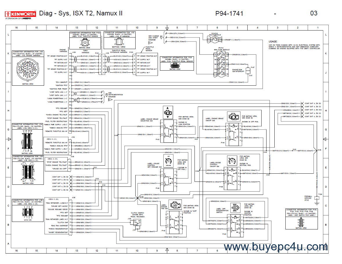 kenworth t2000 wiring electrical schematics manual pdf freightliner cascadia wiring diagram new era of wiring diagram \u2022