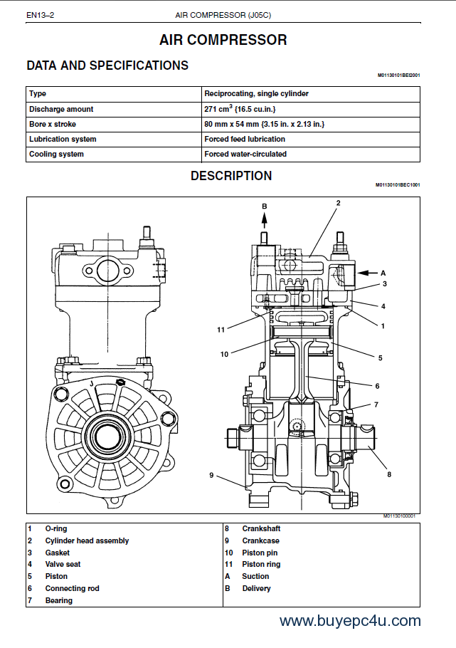 hino vehicle with j05c ti engine workshop manual pdf rh buyepc4u com Hino Engine Cooling System Parts Drawing Hino Diesel Engines Injector Pump Parts