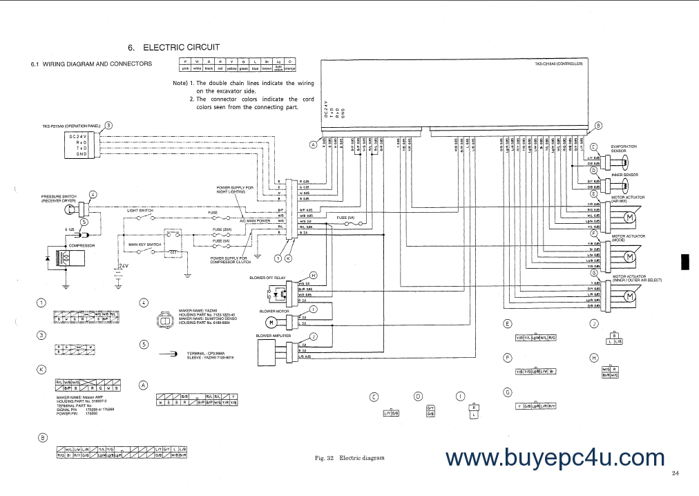 for 7 pin trailer connector wiring diagram for haulmark loader kobelco wiring diagram - wiring diagram wiring diagram for kobelco sk