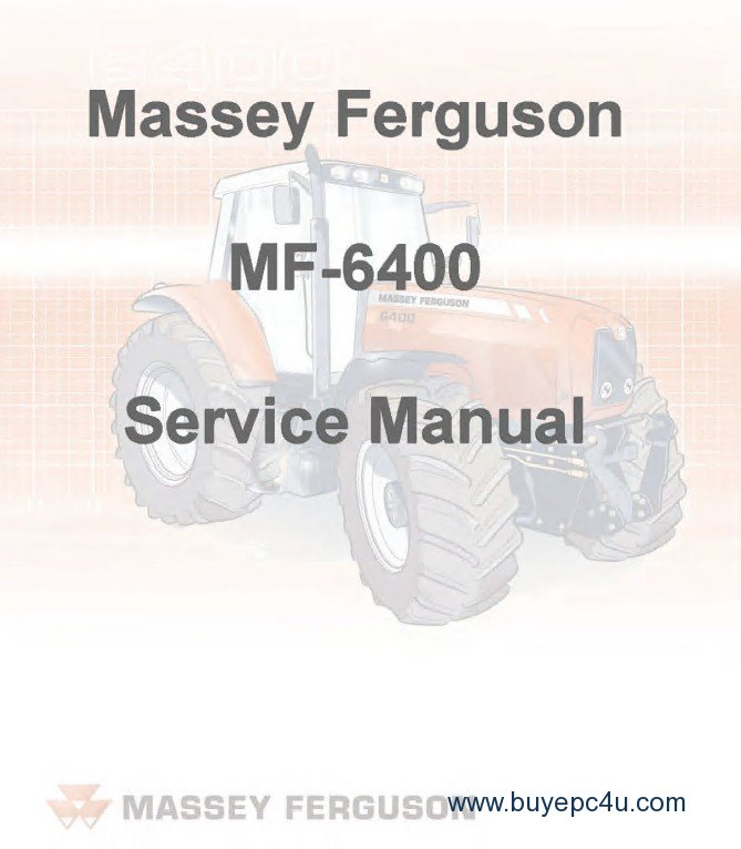 Ferguson Manual to 20 pdf
