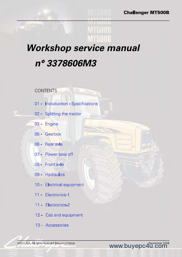 Mitsubishi Challenger Workshop Manual Pdf