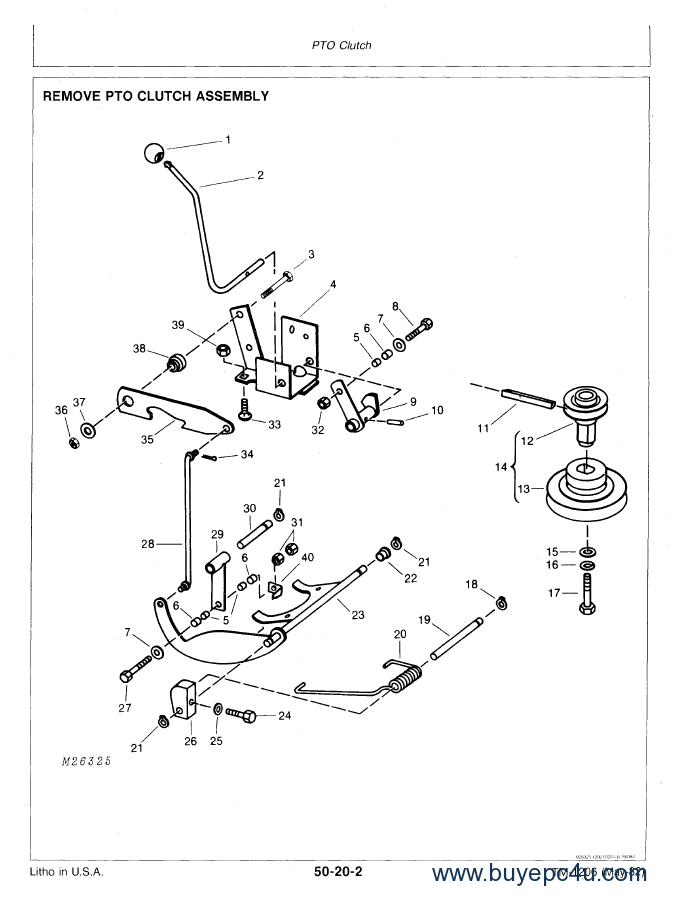 John deere model wiring diagram