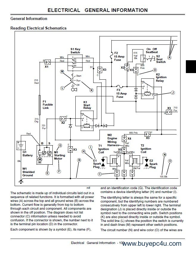 john deere x700 x720 x724 x728 lawn garden tractor technical manual pdf john deere x700 x720 x724 x728 tractors pdf manual jd x700 wiring diagram at bayanpartner.co